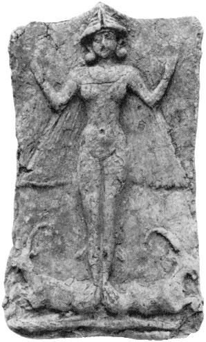 Inanna/Astarte/Ishtar